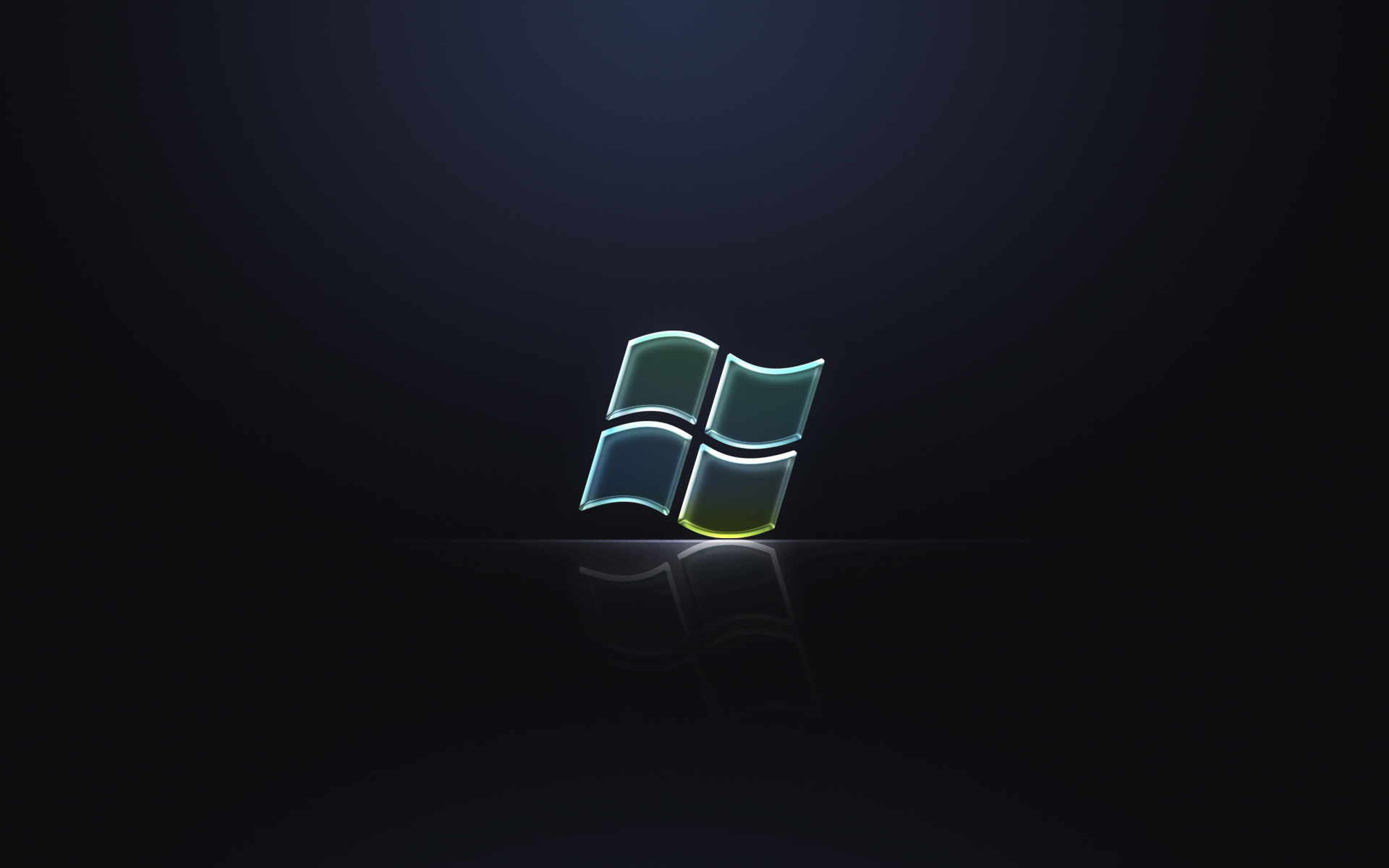 Windows Windows Phone Logo Wallpaper 壁紙 Reflect