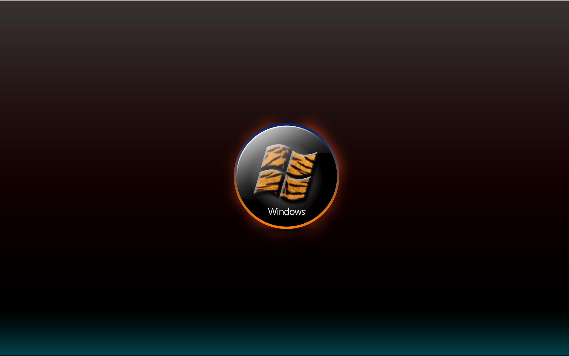 Windows Windows Phone Logo Wallpaper 壁紙 Tiger