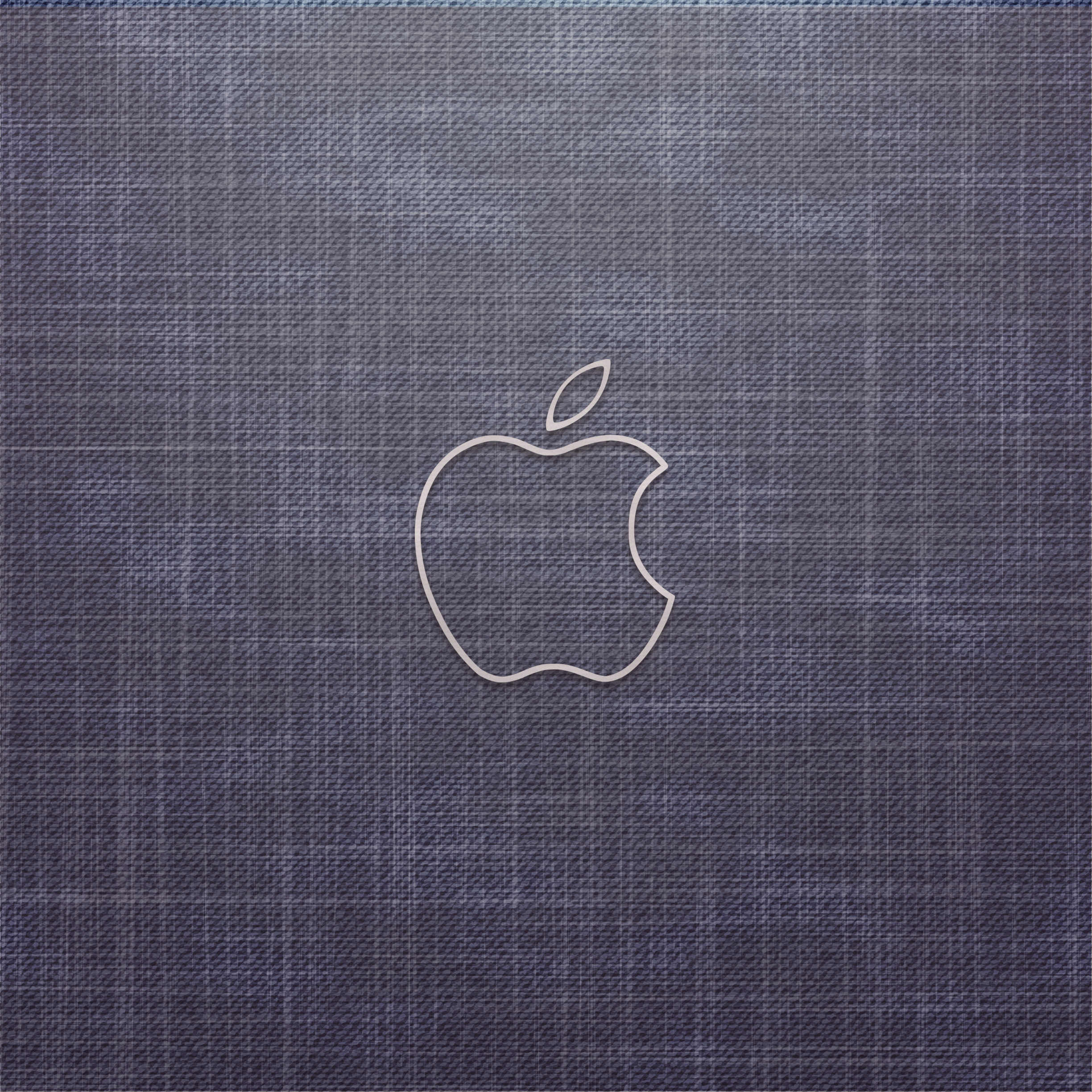 iPhone iPad MacBook Air MacBook Pro iMac Apple Logo Wallpaper ヴィンテージデニム
