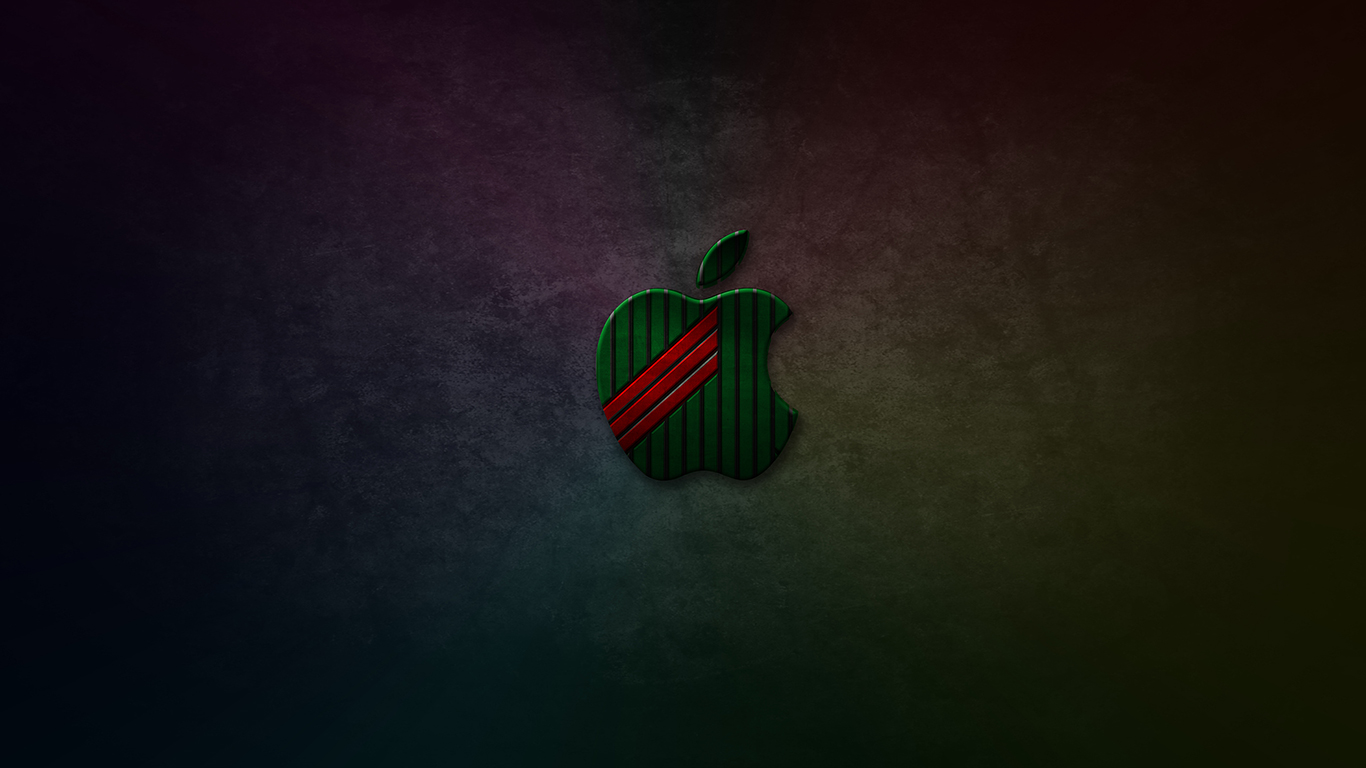 iPhone iPad MacBook Air MacBook Pro iMac Apple Logo Wallpaper The Dark Core