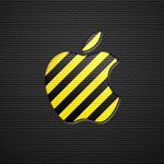 Apple Logo Wallpaper – Hazard