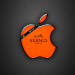 Apple Logo Wallpaper – Hermes